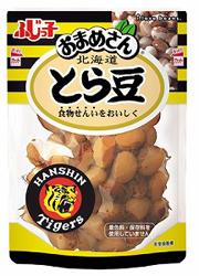 フジッコ「タイガースとら豆」