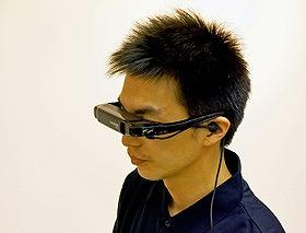 3D対応ヘッドマウントディスプレー