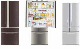 冷蔵室を安定した温度で冷却する