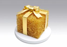 2億円相当の純金の「贈り物」