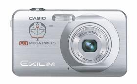 カメラ本体にもドラえもんをデザイン