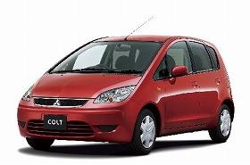 三菱自動車「コルト」