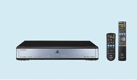 ブルーレイディスクには最長10時間40分のハイビジョン番組を録画できる