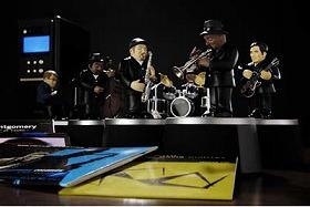 自宅で「ジャズの黄金期」の雰囲気を味わえる