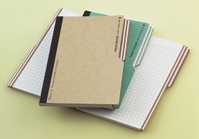 ノートの使い方を考えるのにワクワクする!