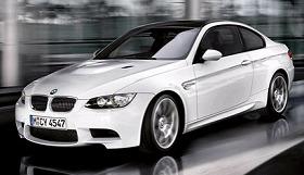 オリックス自動車がレンタルする「BMW M3 クーペ」