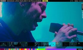 今見ているカメラは、色で識別される