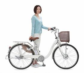 三洋電機「eneloop bike(エネループ バイク)」