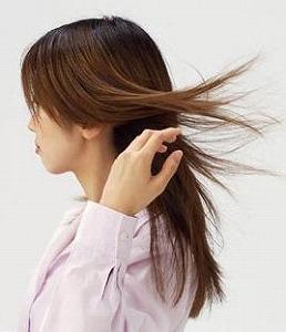コラーゲンペプチドで毛髪がすこやかに
