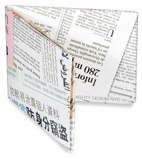 MoMAデザインストア「タイベックウォレット,ニュース」