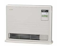 優れた暖房性能と省エネ性を兼ね備える