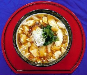 「豆腐ラーメン」