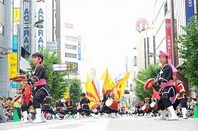 「2008新宿エイサーまつり」