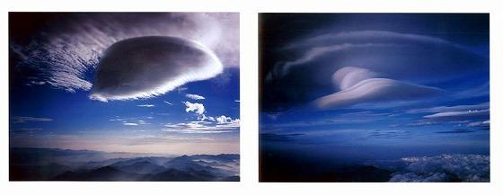 空と山と雲と光が織りなす神秘の世界は必見だ