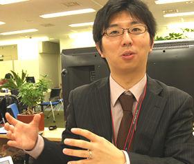 羽野仁彦社長は1979年生まれの29歳。従業員のほとんども20代か30代という若い会社だ