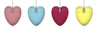 グリーンハウス「I LOVE YOUマウス」
