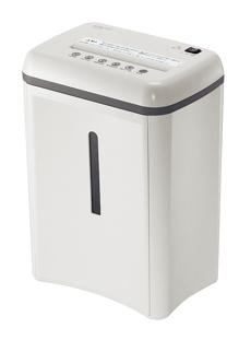 コクヨS&T「ゴミ箱いっぱい」をお知らせする機能のついたシュレッダー