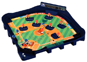 エポック社が発売する「野球盤ACE(エース)」