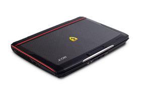 日本エイサー「フェラーリ公認PC」