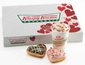 クリスピー・クリーム・ドーナツ・ジャパンがバレンタインデーとホワイトデー向けに発売する3品