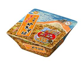 東洋水産「マルちゃん 富士宮やきそば」