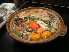 周防大島みかん鍋