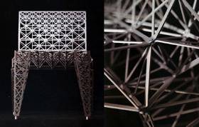 東京タワーと同じトラス構造になっている