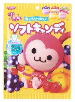 フレンテ・インターナショナル「Pinkyソフトキャンディ アソート」