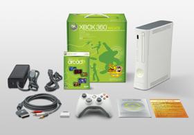 マイクロソフト「Xbox360アーケード」
