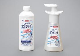 P&G 「排水口の除菌・防臭もできるスーパー泡ジョイ」(除菌泡ジョイ)