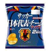 カルビー「サッカー日本代表チームチップス2008年版」