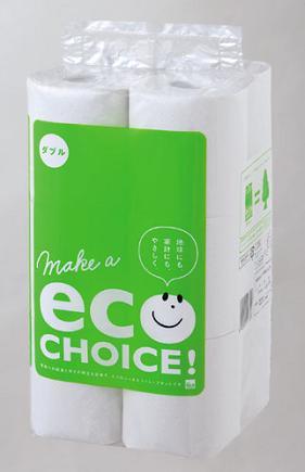 MrMax 「エコ」と「安さ」の両立めざすトイレットペーパー