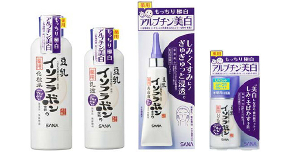 常盤薬品工業「サナ なめらか本舗シリーズ」から新商品4アイテム