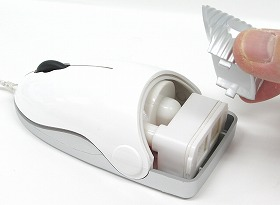 サンコー「USB掃除機マウス」