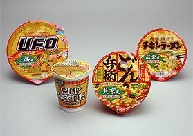日清食品  カップヌードル 四川風坦々など4商品