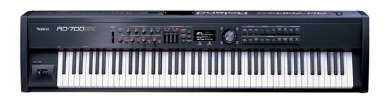 ローランド電子ピアノ「RD-700GX」