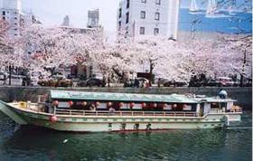 「隅田川お花見プラン」イメージ