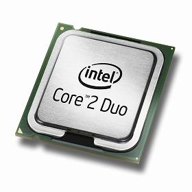 「プロダクト大賞」を受賞した「Core 2 Duo E6750」