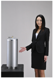 出光興産とコロナが開発した「マルチ燃料型改質器」