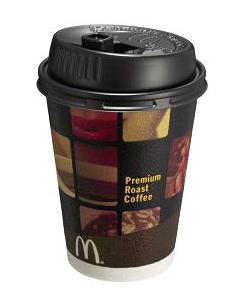 日本マクドナルド 「プレミアムローストコーヒー」