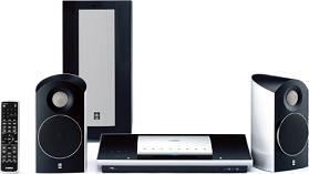 ヤマハが発売するホームシアターシステム「DVX-1000」