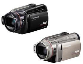120GBのHDDを搭載したモデル「HDC-HS300」