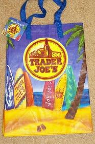 Trader Joe'sにはこんなエコバッグも