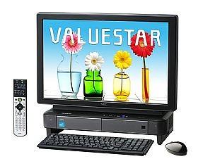 BSデジタル、110度CSに対応する「VALUESTAR W」シリーズ