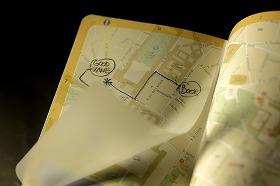 モレスキンの「シティノートブック東京」(価格は2940円)