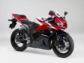 ブレーキキャリパーは専用色ブロンズが採用される(写真は「CBR600RR<ABS>」)