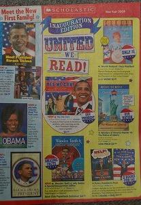 オバマ大統領を特集した絵本や子供向け本がいろいろ