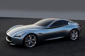 いかにもコンセプトカーなデザインだが、日産のデザイントレンドもしっかり取り込まれている