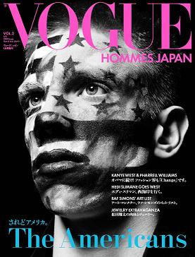 ヴォーグ オム ジャパン 2009 SS号 (VOL 2) Photography Hedi Slimane (C)2009 VOGUE HOMMES JAPAN All rights reserved.