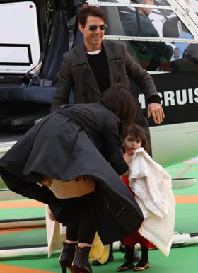 愛娘スーリちゃんと日本に来るのは今回が初めて